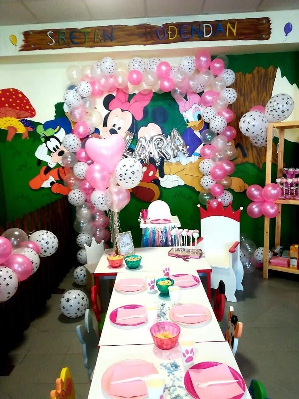 Organiziranje dječjih rođendana poput onih iz bajke!